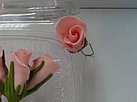 """Украшение на торт """"Бутон розы"""""""