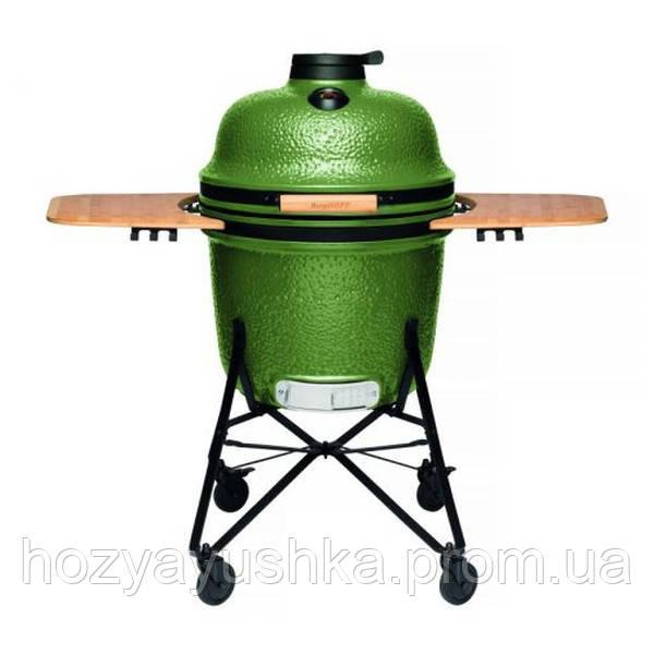 Керамический угольный гриль-печь Berghoff зеленый 2415701
