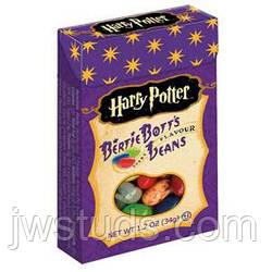 Цукерки Harry Potter  Bertie Bott's Beans (Jelly Belly США)