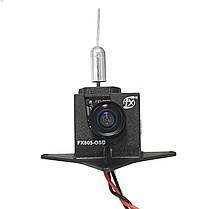 FXT FX805-OSD 600TVL NTSC AIO 5.8GHz 25mW 37CH Raceband камера Vtx Combo Встроенная поддержка OSD PWM , фото 2