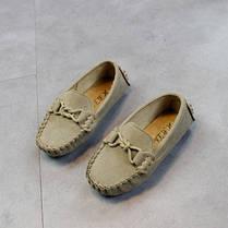 Детские мокасины на шнуровке , фото 3