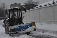 Послуги прибирання снігу - Навантаження снігу - Вивезення снігу у Києві