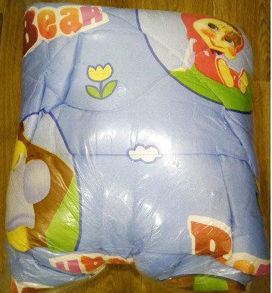 Детское одеяло+подушка Маша и медведь
