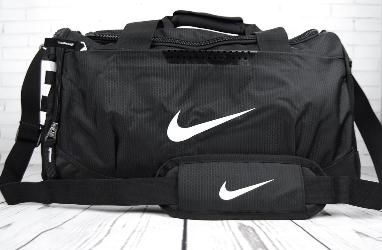 6eba8ff4b3d4 Спортивная сумка Nike.Сумка дорожная, спортивная Найк с отделом для обуви  КСС51 - интернет