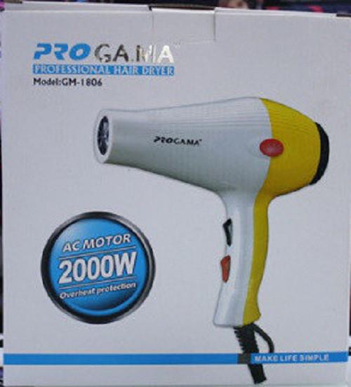 Фен для волосся Pro Gama Professional 1806