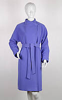 Пальто шерстяное Nina Vladi 107 лаванда
