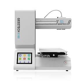 Geeetech®E180Мини DIY3D-принтерс размером печати 130 * 130 * 130 мм Поддержка перерыва Wi-Fi соединение с APP контроль 1.75mm 0.4mm форсунка