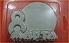 """Пластиковая Форма для мыла - Открытка """"8 Марта"""""""