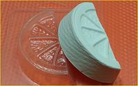 Пластиковая Форма для мыла долька