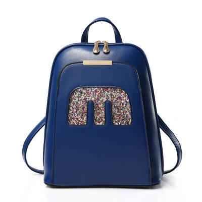 Рюкзак женский с буквой , фото 2