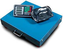 Весы товарные ВТ-300 wi-fi беспроводные