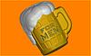 Пластиковая Форма для мыла кружка пива