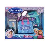 Набор для девочек Домашний салон красоты V755-2B Frozen