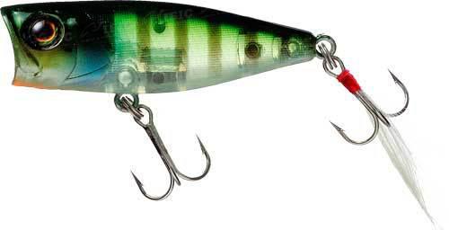 Воблер Jackall SK POP 53мм 6,5г E2 Skeleton Gill Floating