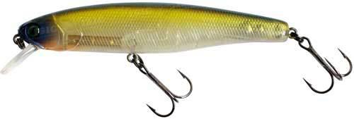 Воблер Jackall Smash Minnow 100SP 100мм 16,6г Green Squash