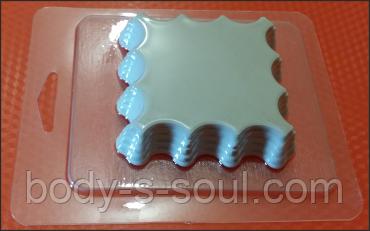 Пластиковая Форма для мыла - пантон