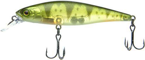 Воблер Jackall Squad Minnow 80SP 82мм 9,7г Ghost G Perch Suspending