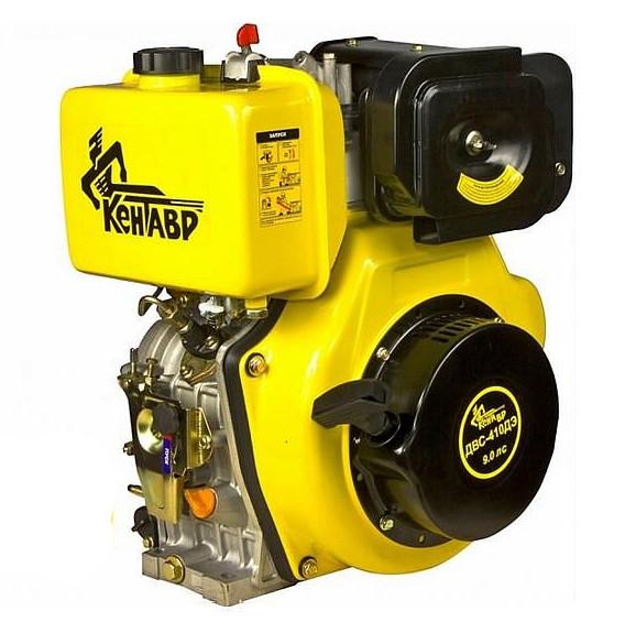 Дизельный двигатель Кентавр ДВС-410ДШЛЭ