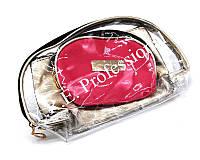 Косметичка, сумочка для косметики 3 в 1, цвета в ассортименте, фото 1