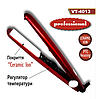 Выпрямитель для волос Vitalex VT-4013, щипцы для выпрямления волос, выпрямитель для волос керамика