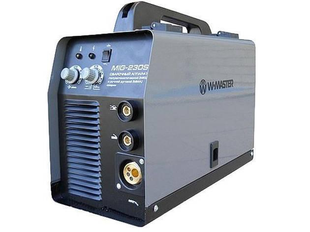 Зварювальний напівавтомат WMaster MIG-280 S, фото 2