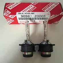 Ксенонові лампи D2S Фіlips (газорозрядні) Toyota 90981-20005