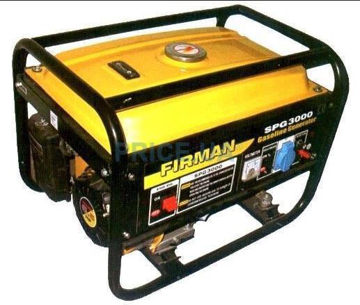 Бензиновый генератор Firman SPG3000, фото 2