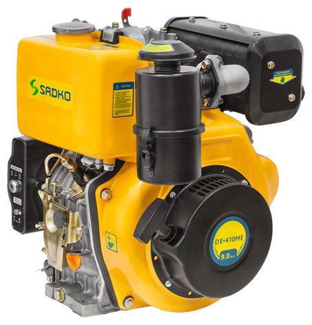 Двигатель дизельный Sadko DE-410ME, фото 2