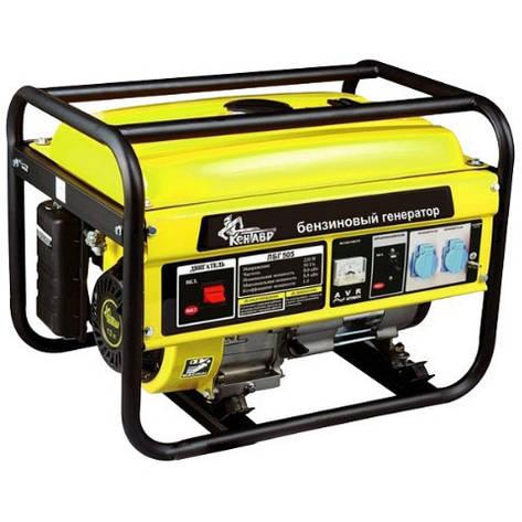 Бензиновый генератор Кентавр ЛБГ605Э/3, фото 2