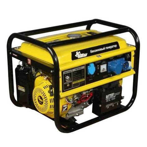 Бензиновый генератор Кентавр ЛБГ605ЭA, фото 2