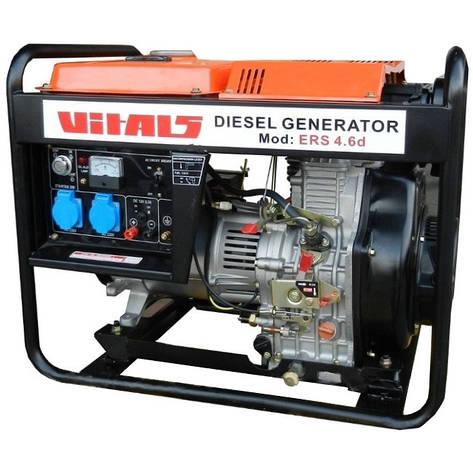 Генератор дизельный Vitals ERS 4.6d, фото 2
