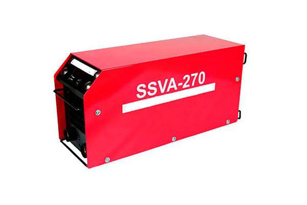 Сварочный инвертор SSVA 270, фото 2