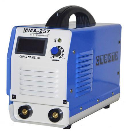 Cварочный инвертор Спектр MMA-307, фото 2