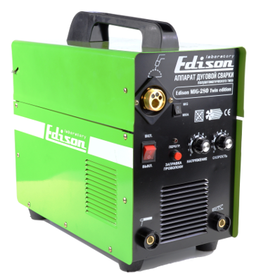 EDISON MIG-280 TWIN EDITION