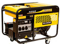 Бензиновый генератор Kipor KGE12E3 (8,5 кВт, трехфазный)