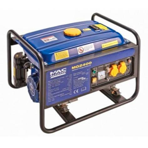 Бензиновый генератор MacAllister MG 2400 (2,0-2,4 кВт), фото 2