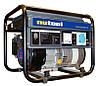 Бензиновый генератор NUTOOL NP2500 MTS (Mitsubishi, 2,5-2,8 кВт)