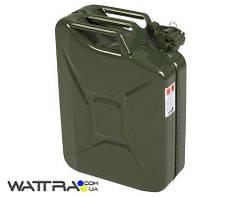 ⭐ Канистра металлическая 20  литров (ТМ Сталь)
