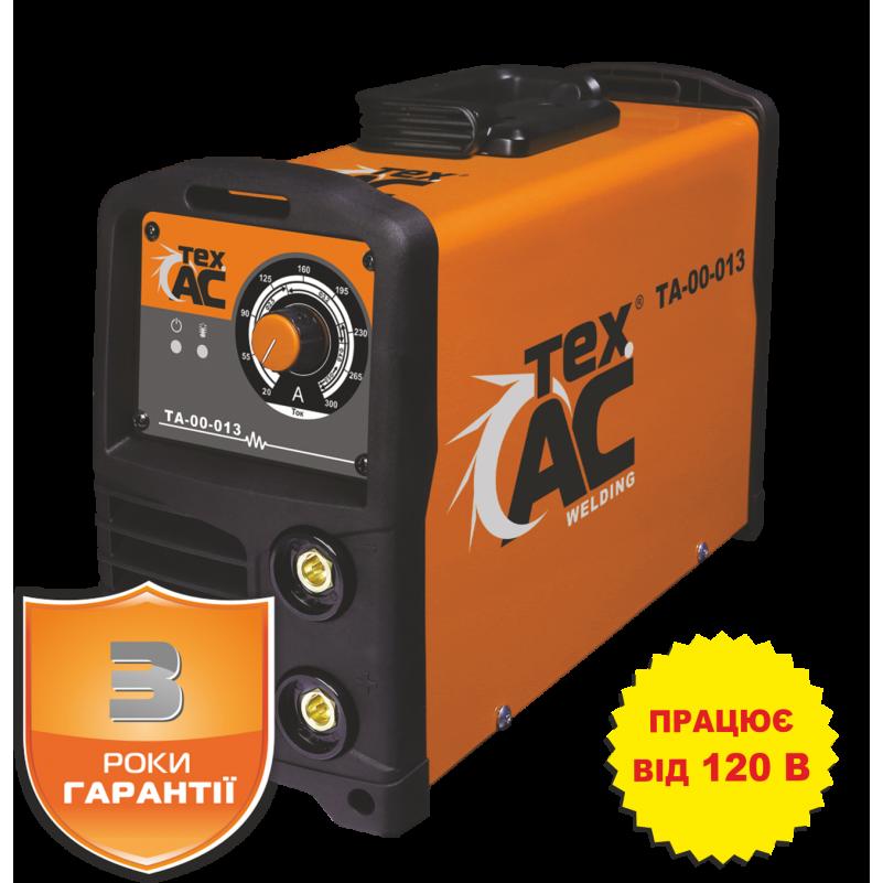 Сварочный инвертор ТехАС ММА 300 ПН (ТА-00-013)