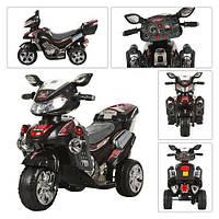 Детский мотоцикл Honda M 0562 Bambi ЧЕРНЫЙ - купить оптом