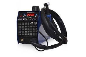 Аргонно-дуговой сварочный аппарат ДнепроWelding ВДИ-220А TIG Pulse