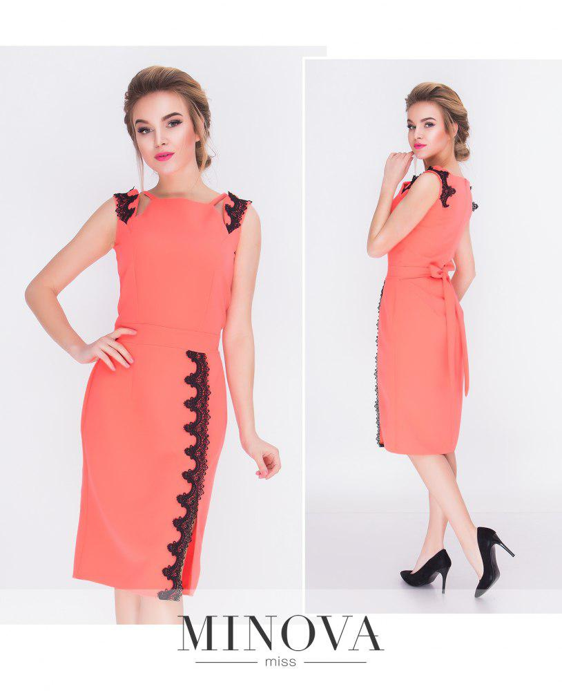 f851c8a047a Летнее Платье от ТМ Minova Норма Р. 42