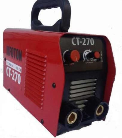 Cварочный инвертор Foton CT-270 (кейс)