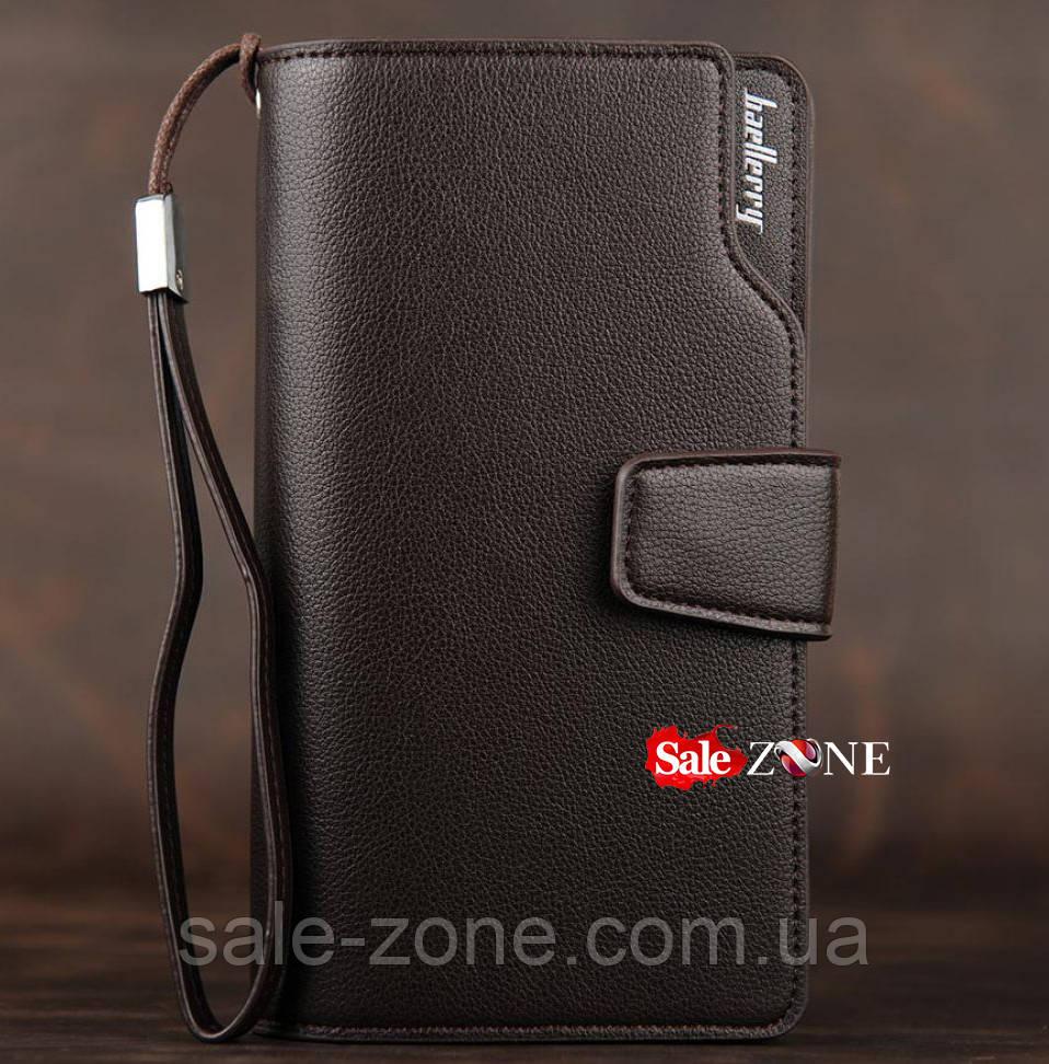05246d9563a4 Клатч Baellerry business коричневый, портмоне, кошелёк купить, цена ...