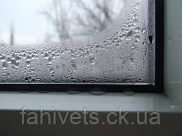 Чому потіють вікна