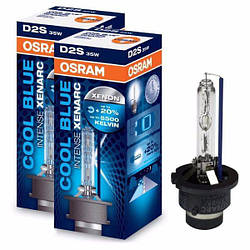 Лампы ксеноновые Osram D2S Cool Blue Intense 85V 66240CBI