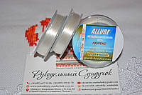 Люрекс Аллюр №01. Белый 100 м