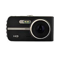 HD1920x1080P4.0дюймовЭкран170 ° Широкоугольный приборный отсек Авто Панель приборов камера Видеомагнитофон