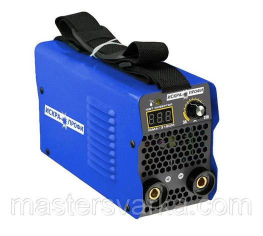 Сварочный инвертор Искра ММА 312DM, фото 2