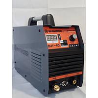 Апарат плазмового різання Wmaster CUT 40 inverter